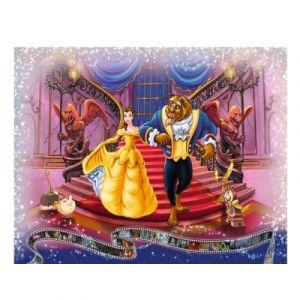 Ravensburger Disney La Belle et la Bête - Puzzle 1000 pièces