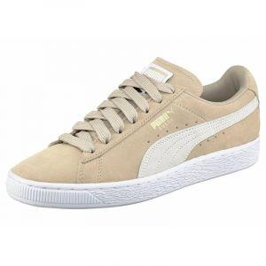 Puma Suede Classic Wn's, Sneakers Basses Femme, Beige (Peach Beige White), 36 EU