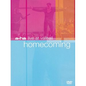 A-Ha live at Vallhall Homecoming - DVD Zone 2