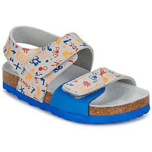 Mod'8 Sandales enfant DARKOU Gris - Taille 20,21,22,25