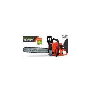 Silex France TT-CS6150 18/45 - Tronçonneuse thermique 61,5 cc guide 18/45