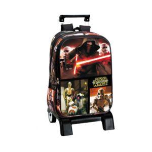 Grand cartable trolley 43 cm Deluxe Le Réveil de la Force - Star Wars 2015
