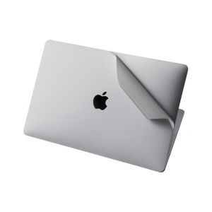 Novodio Skin Cover pour MacBook Air 13'' - Argent