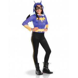 Déguisement classique fille Super-héros Bat girl