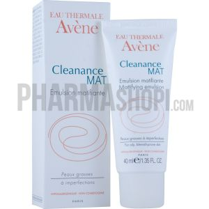 Avène Emulsion matifiante Cleanance