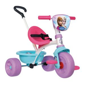 Smoby 444223 - Tricycle Be Move La Reine des Neiges