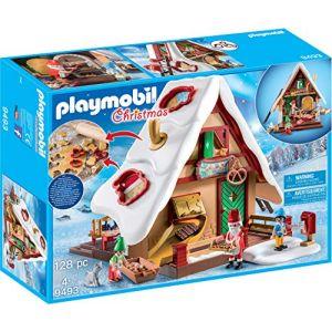 Playmobil 9493 - Christmas - Atelier de biscuit du Père Noël