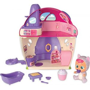 IMC Toys CRY BABIES MAGIC TEARS La super maison de Katie
