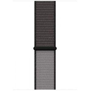 Apple Bracelet 44mm Boucle Sport gris - Regular