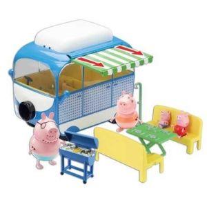 Giochi Preziosi Le camping-car des vacances Peppa Pig