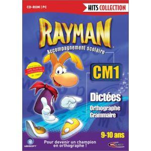 Rayman : Dictées CM1 - Edition 2004 [Windows]
