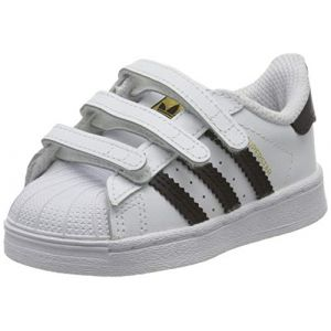 Adidas Chaussures casual Superstar CF I Originals Blanc - Taille 20