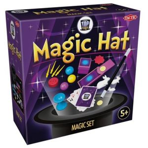 Tactic Coffret magie : Magic Hat 30 tours