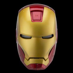 Innelec Ope Enceinte bluetooth casque Iron Man