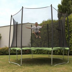 Soulet Trampoline avec filet de protection 365 cm