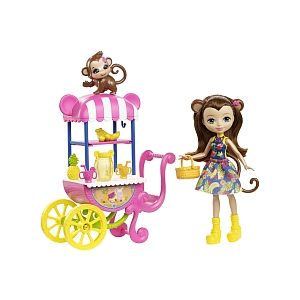 Mattel Pack véhicules Enchantimals