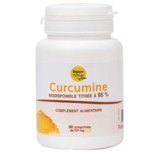 Nature & Partage Curcumine - 60 comprimés de 757mg