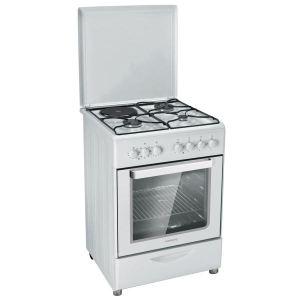 Rosières RMC 6321 - Cuisinière mixte 3 brûleurs gaz avec four électrique