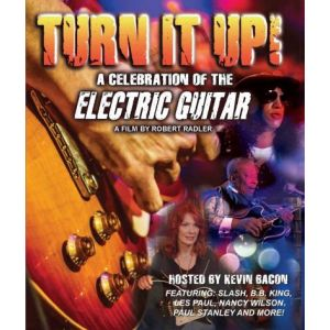 A celebration of the electric guitar