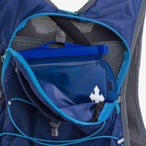 Raidlight Sac à dos Activ vest 6L homme BLUE, GREY - Taille S/M