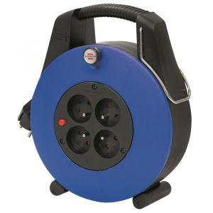 Brennenstuhl Enrouleur domestique Confort-line cl-xl bleu 20m H05VV-F 3G1.0