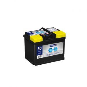 AGM Power battery Batterie Bv50 60 Ah - 660 A