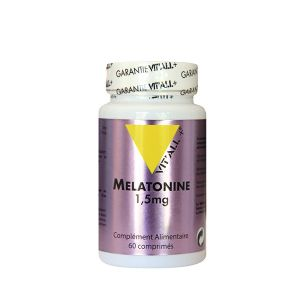 Vit'All + Mélatonine 1,5mg - 60 comprimés