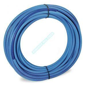 Comap Tube PER gainé bleu 12x1,1 - 60m - B621004002