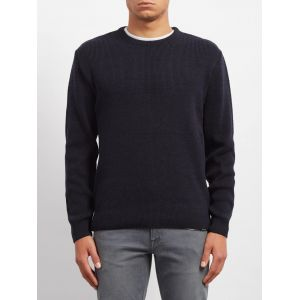Volcom Pull Baltimore - Navy - Taille XS
