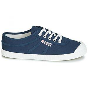 Kawasaki Orginal Sneakers en toile, unisexe, bleu marine - Bleu - bleu, 40 EU EU