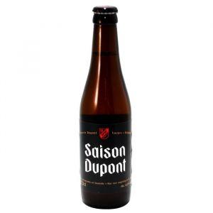 Brasserie dupont Saison Farmhouse Ale - Bière Blonde - 33 cl - 6,5 %