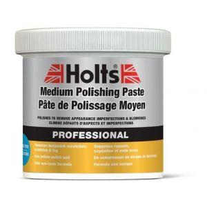 Holts Pâte de polissage moyen - Polissage lustrage professionnel - 1 L