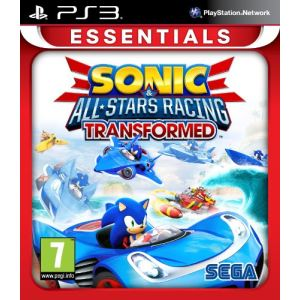 Sonic & All-Stars Racing : Transformed [PS3]