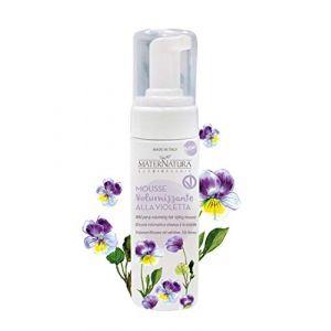 MaterNatura Mousse Volumatrice Cheveux à la Violette - 150 ml
