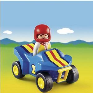 Playmobil 6782 - 1.2.3 : Quad
