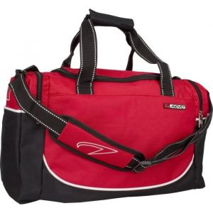 Avento Sac de sport - Polyester - Rouge - Rouge - 100% polyester 600 x 300D hydrofuge - Doublure 100% polyester - Lanière ajustable - 48 x 28 x 27 cm