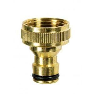 Ribiland PRA/RLB.4201 - Nez de robinet laiton fileté