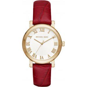 Michael Kors MK2618 - Montre pour femme avec bracelet en cuir