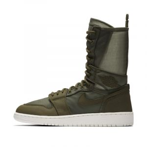 Nike Chaussure Air Jordan 1 Explorer XX pour Femme - Olive - Taille 40