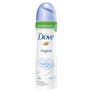 Dove original - Anti-transpirant 48h 75 ml