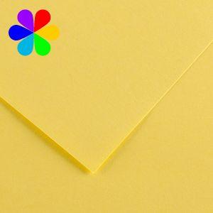 Canson 200040780 - Feuille Iris Vivaldi A4 240g/m², coloris jaune paille 3