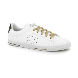 Le Coq Sportif Agate Boutique Premium - Baskets Femme, Blanc