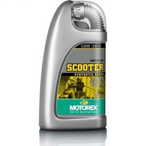 Motorex Huile moteur Scooter 4T 10w30 1 litre
