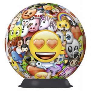 Ravensburger Emoji - Puzzle ball 72 pièces