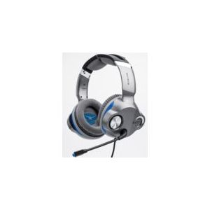 Easars Trap - Casque-micro Gamer filaire surround 5.1 en 4D LED USB