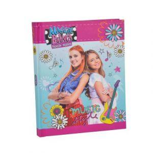 Smoby Journal intime son et lumière Maggie et Bianca