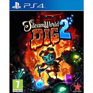 SteamWorld Dig 2 sur PS4