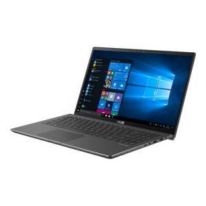 """Asus ZenBook Flip 15 UX562FA-AC023R - Conception inclinable - Core i5 8265U / 1.6 GHz - Win 10 Pro 64 bits - 8 Go RAM - 512 Go SSD - 15.6"""" IPS écran tactile 1920 x 1080 (Full HD) - HD Graphics 615 - 802.11ac - gris"""