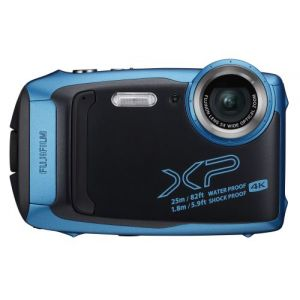 Fujifilm Finepix XP140 Etanche Sky Blue