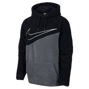 Nike Sweat Sportswear Swoosh Noir - Taille XL